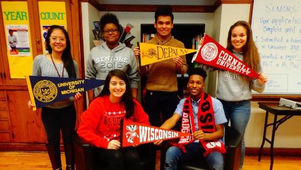 Six Von Steuben Students Earn Full-Ride Scholarships